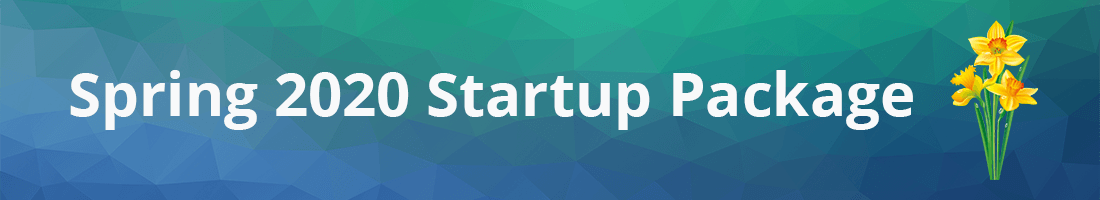 Spring Startup Package